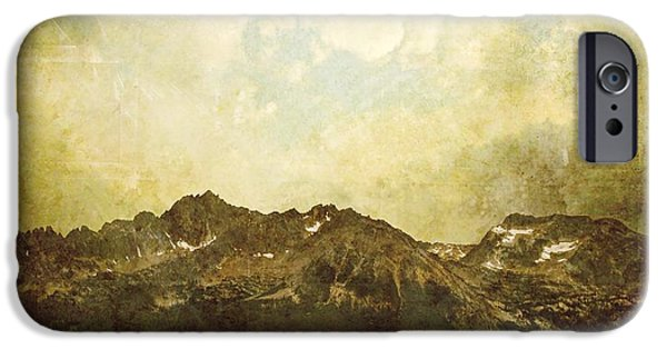 Epic iPhone Cases - Ab Antiquo I iPhone Case by Brett Pfister