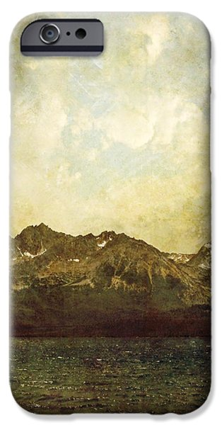 Ab Antiquo I iPhone Case by Brett Pfister