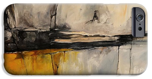 Dream Scape iPhone Cases - Ab06us iPhone Case by Emerico Imre Toth