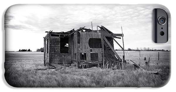 John Rizzuto iPhone Cases - Abandoned LBI iPhone Case by John Rizzuto