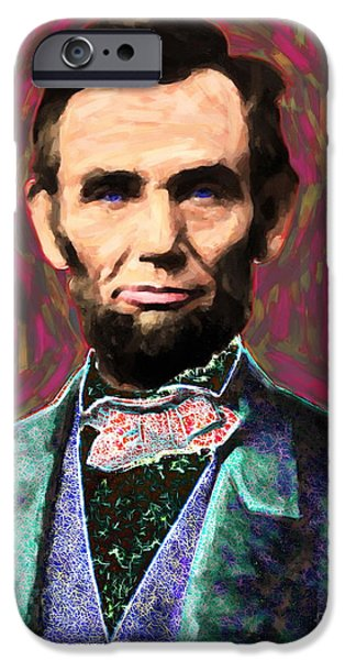 Abe 20130115 iPhone Case by Wingsdomain Art and Photography