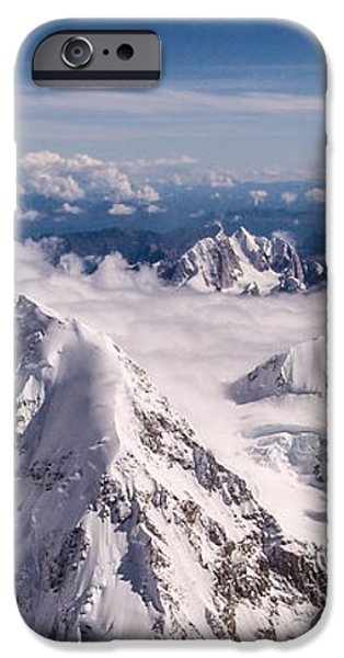 Above Denali iPhone Case by Chad Dutson