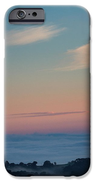 Above the clouds iPhone Case by Davorin Mance