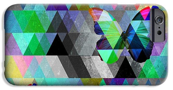 Animation iPhone Cases - Abracadabra  iPhone Case by Mark Ashkenazi
