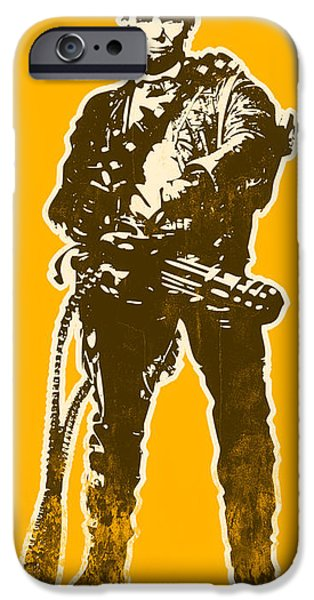 Weapon Digital iPhone Cases - Abraham Lincoln - The first badass iPhone Case by Pixel Chimp