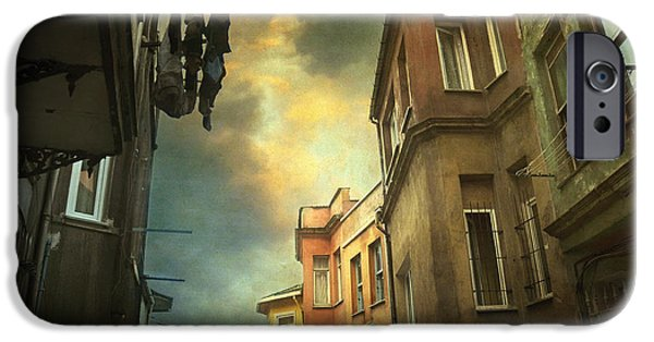 Balat iPhone Cases - Absence 16.40 iPhone Case by Taylan Soyturk