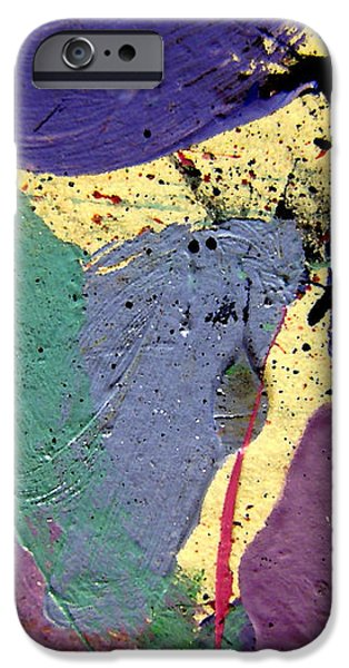 Abstract 11 iPhone Case by John  Nolan