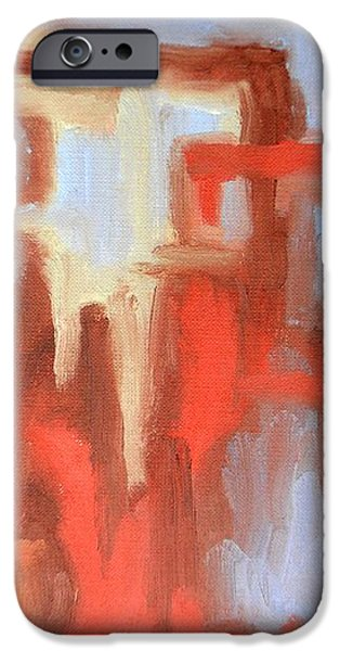 ABSTRACT 147 iPhone Case by Patrick J Murphy