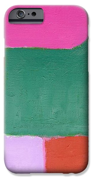 ABSTRACT 216 iPhone Case by Patrick J Murphy