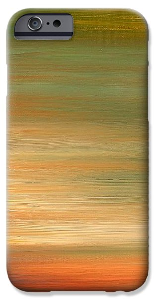 ABSTRACT 424 iPhone Case by Patrick J Murphy