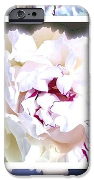 Abstract Digital Art iPhone Cases - Abstract Fusion 213 iPhone Case by Will Borden