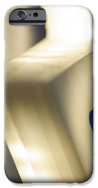 D.c. iPhone Cases - Abstract I iPhone Case by Rachel Rodgers
