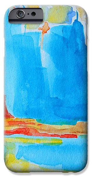 Abstract II iPhone Case by Patricia Awapara