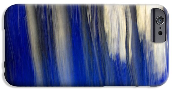 Comfortable Art iPhone Cases - Abstract In Nature iPhone Case by Bob Christopher