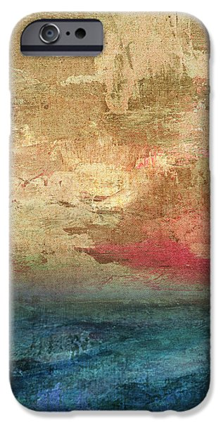 Abstract Print 3 iPhone Case by Filippo B