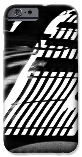 Abstract Reflection iPhone Case by Sarah Loft