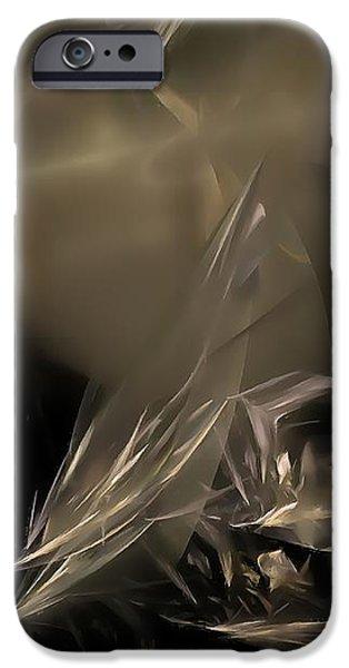 Abstraction 0151 marucii iPhone Case by Marek Lutek