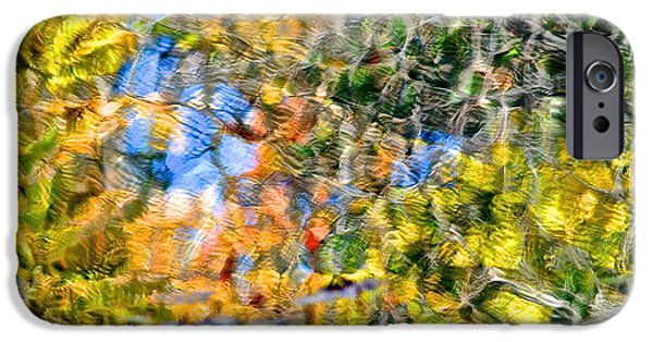 Stellar iPhone Cases - Abstracts of Nature iPhone Case by Frozen in Time Fine Art Photography