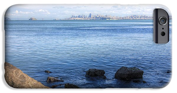 Recently Sold -  - Sausalito iPhone Cases - Across the Bay iPhone Case by JC Findley