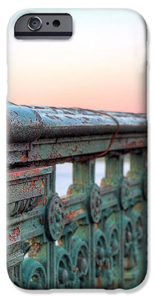 Across the Charles  iPhone Case by JC Findley