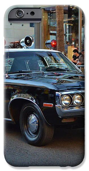 Adam 12 iPhone Case by Tommy Anderson