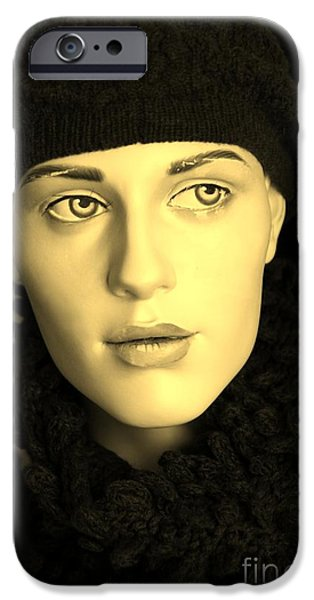 Virtual iPhone Cases - Adele 3 iPhone Case by Sophie Vigneault