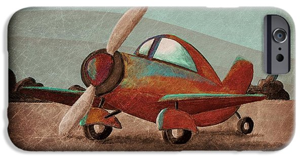 Flight iPhone Cases - Adventure Air iPhone Case by Cindy Thornton