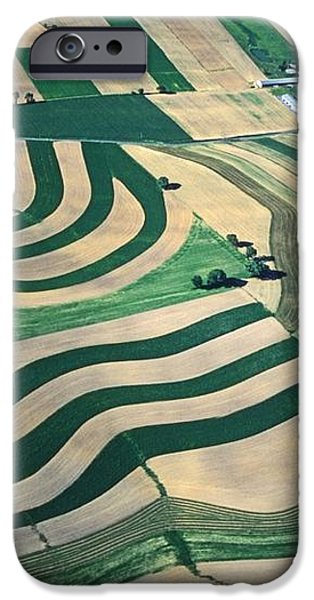Aerial tapestry iPhone Case by Blair Seitz