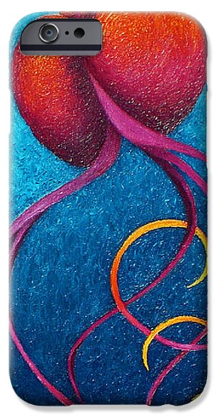 After Glow iPhone Case by Karen Balon