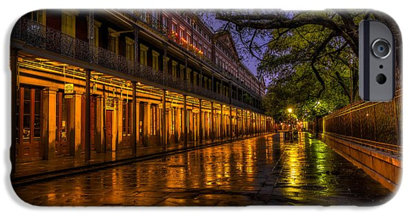 Big Easy iPhone Cases - After the Rain iPhone Case by David Morefield