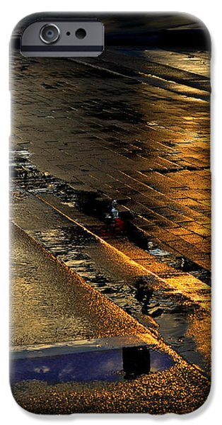 after the rain iPhone Case by Laura  Fasulo