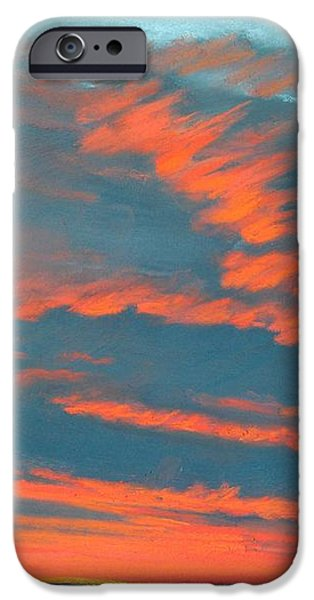After The Rain iPhone Case by Pamela Heward