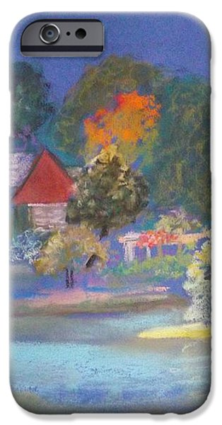 AFTER THE RAIN  iPhone Case by Sandra McClure