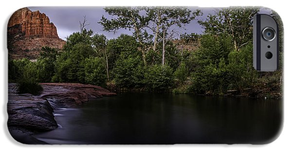 Oak Creek iPhone Cases - After The Storm iPhone Case by Brian Oakley Photography