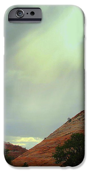 After the Storm iPhone Case by J Allen