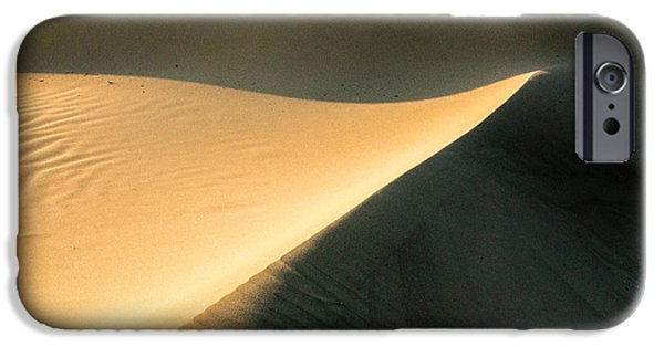 Agate Beach Oregon iPhone Cases - Agate Beach-5 iPhone Case by Claude Dalley