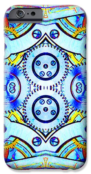 Age Of The Machine 20130605 vertical iPhone Case by Wingsdomain Art and Photography