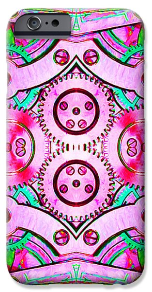 Age Of The Machine 20130605p108 vertical iPhone Case by Wingsdomain Art and Photography