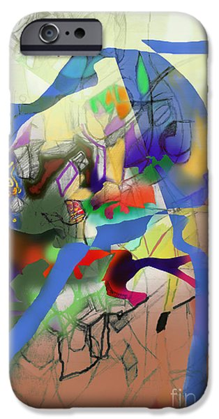 aging process 9g iPhone Case by David Baruch Wolk