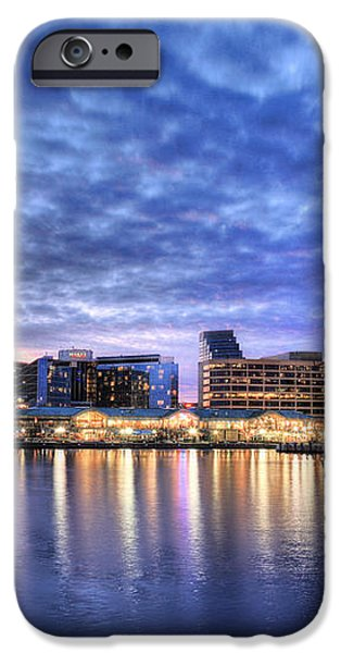 Ah Baltimore iPhone Case by JC Findley