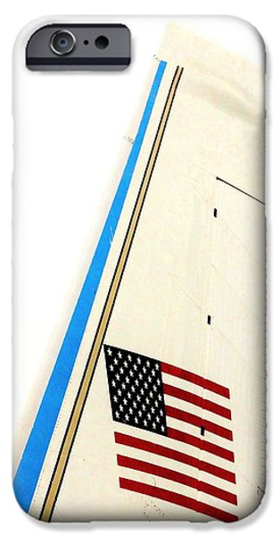 Air Force One iPhone Cases - Air Force One iPhone Case by Benjamin Yeager