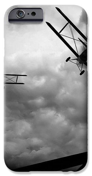 Air Pursuit iPhone Case by Bob Orsillo