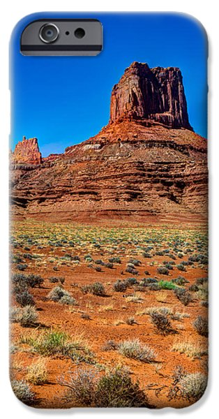 Jeep iPhone Cases - Airport Tower II iPhone Case by Chad Dutson