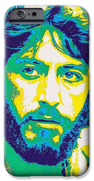 Police iPhone Cases - Al Pacino in Serpico iPhone Case by Art Cinema Gallery
