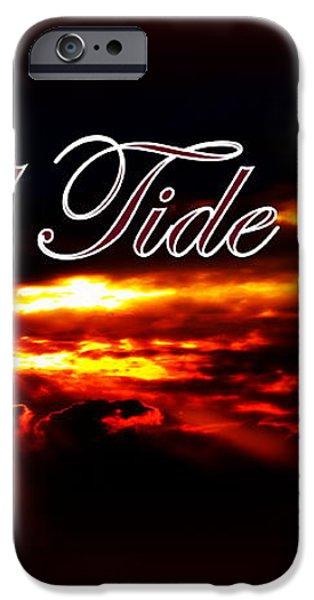 Alabama - Roll Tide iPhone Case by Travis Truelove