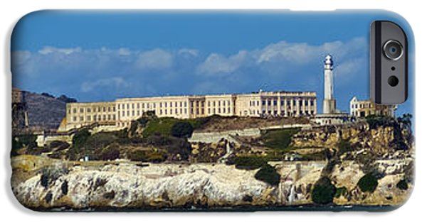 Alcatraz iPhone Cases - Alcatraz iPhone Case by Greg Reed