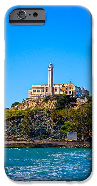 Alcatraz Island iPhone Case by James O Thompson