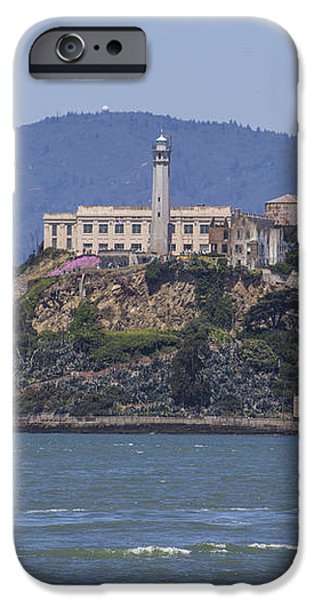 Alcatraz Island iPhone Case by John McGraw