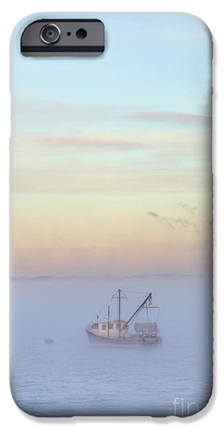 Maine iPhone Cases - Alight A New Tomorrow iPhone Case by Evelina Kremsdorf