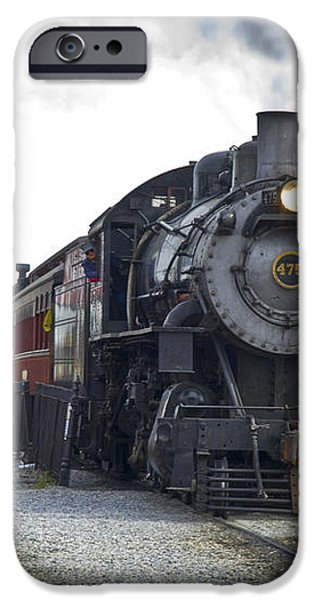 All Aboard iPhone Case by Paul W Faust -  Impressions of Light